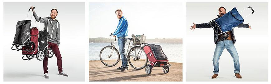 Chariots Andersen de luxe