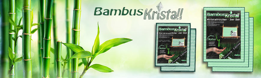 Produits Bambus Kristall