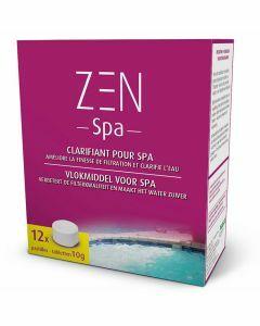 Zen-Spa-Clarifiant-12-Pastilles-pour-Spa-120g-clarifie-l'eau-améliore-filtration