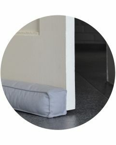 Boudin-de-porte-rectangulaire-à-aimants-gris