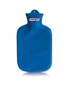 Warmwaterkruik-contour-blauw