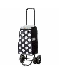 Chariot-de-Course-Andersen-Quattro-Shopper-Mats-gris