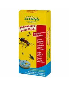 FourmiTable-ECOstyle-Boîtes-Appâts-Anti-Fourmis-Action-Rapide