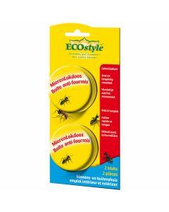Boîtes-Anti-Fourmis-ECOstyle-prêt-à-l'emploi-action-rapide-2-bôites