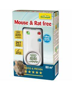 Mouse-&-Rat-Free-80-ECOstyle--Répulsif-Ultrason-Combattre-Souris-et-Rats-Maison
