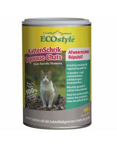 Granulés-Repousse-Chats-ECOstyle-400-g-répulsif-chats-de-jardin-protection-fleurs-plates-bandes-poubelles