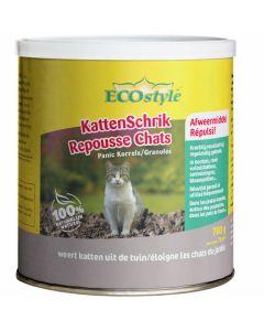 Granulés-Repousse-Chats-ECOstyle-700-g-répulsif-chats-de-jardin-protection-fleurs-plates-bandes-poubelles