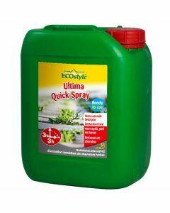 Ultima-Quick-Spray-ECOstyle-Herbicide-Super-Rapide-5-litres-élimine-mauvaise-herbes-rapidement-prêt-à-l'emploi