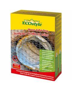 ECOstyle-Mouse-&-Rat-Stop-Treillis-en-Acier-6-x-15-cm-bloquer-ouvertures-fissures-fentes-pour-souris-et-rats