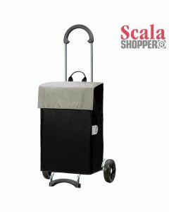 chariot-de-course-Andersen-shopper-scala-hera-andersen-couleur-argent