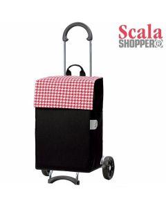Chariot-de-course-Andersen-Scala-shopper-iko-rouge