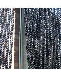 La-Tenda-rideau-de-porte-qualité-luxe-noir-transparent-protection-insectes