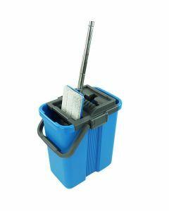 nettoyage-des-sols-système-de-serpillière-bleu-handy-mop