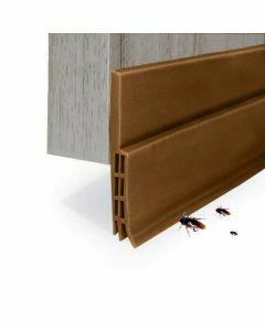 Bas-de-porte-brun-silicone-bande-adhésive-100cm