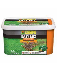 Compo-Easy-Mix-2-en-1-mélange-semences-engrais-pour-réparer-gazon-clairsemé-2,2kg