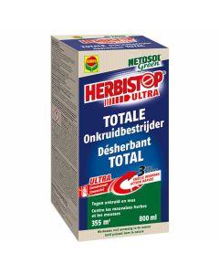 Compo-Netosol-Green-Herbisto-Ultra-Désherbant-Total-ultra-concentré-800ml-contre-mauvaises-herbes-et-mousses