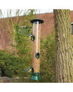 Vogelvoedersilo-XL-6-openingen-vogel-eten-tuin