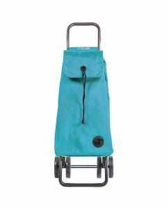 chariot-de-course-rolser-4-roues-celeste-turquoise