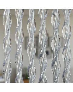 rideau-de-porte-magnifico-transparent-gris-differentes-tailles-premium-qualité