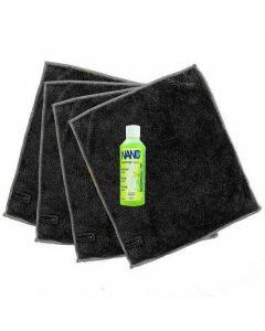 Nano-doekjes-zwart
