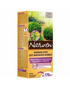 Naturen-Exit-Mauvaises-Herbes-arbres-arbustes-désherbant-bio-400ml