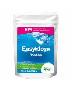 Splash-Pod-Flocking-Floculant-Pré-Dosé-Traitement-Eau-Trouble-Dosage-Facile