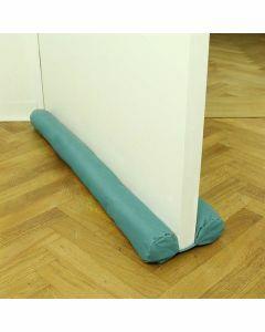 bas-de-porte-double-boudin-vert-gris-80-cm