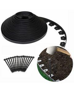 rori-bordure-de-jardin-noir-15-m-fixation-facile-sans-creuser