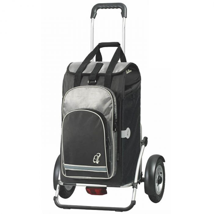Andersen Royal Shopper Plus Hydro, noir (pneus gonflables)