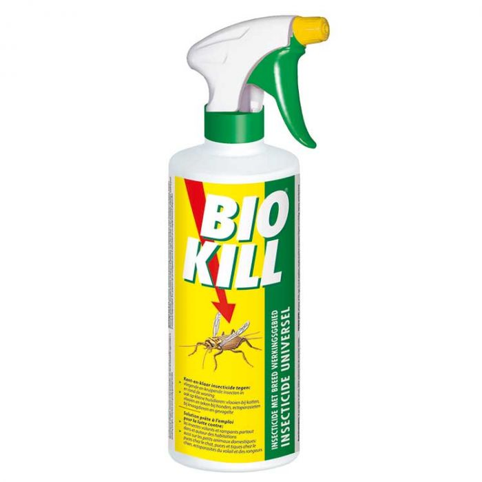 Bio Kill insecticide spray 500 ml