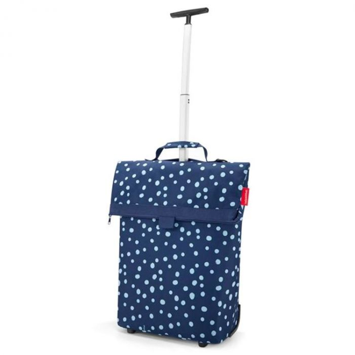 Reisenthel Trolley M, Navy Spots