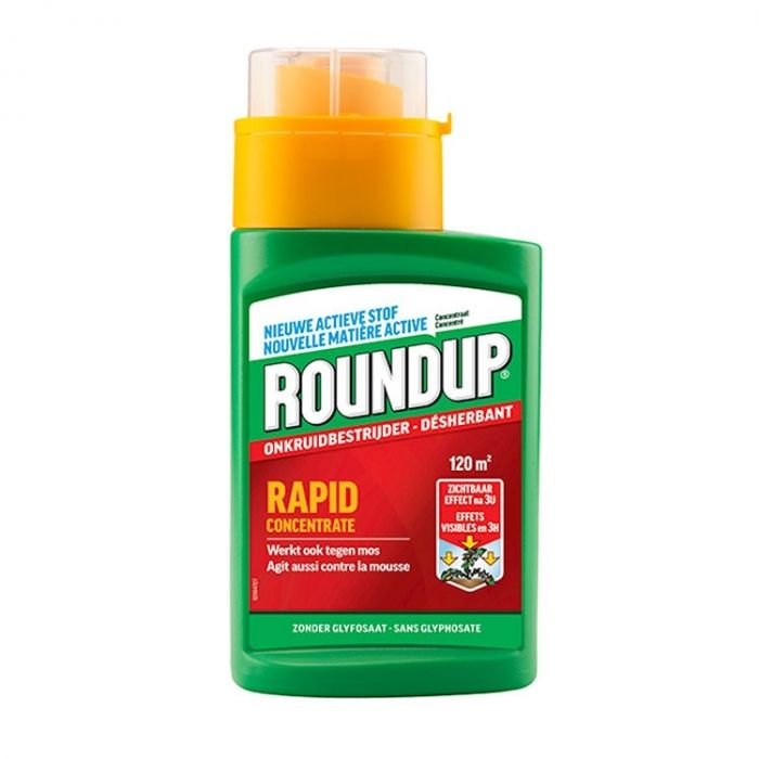 Roundup Rapid Concentré 270 ml – sans glyphosate