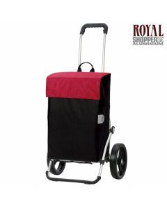 Shopper-Andersen-Royal-Hera-roues-à-3-rayons-rouge