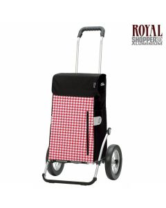 Shopper-Andersen-royal-Tilly-roues-à-rayons-rouge