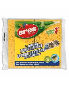 Cellulose-schuurspons-cleaning-match-3