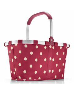 Reisenthel shopper Carrybag ruby dots