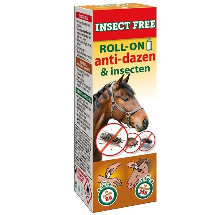 Insect Free pour cheval & cavalier, 500 ml